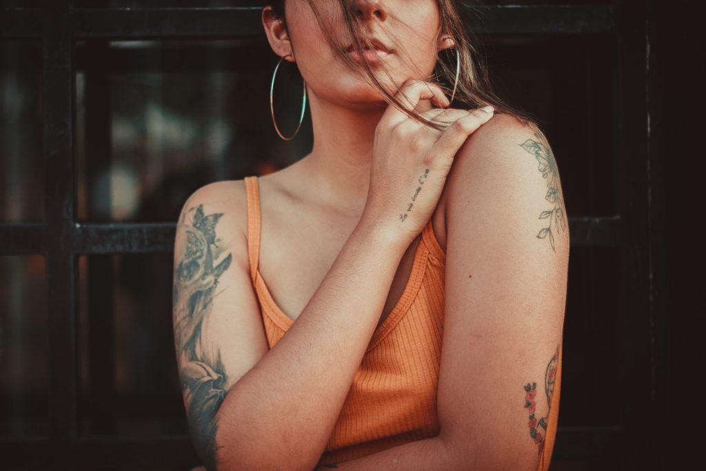 Tatuajes Pequeños y Bonitos Mano