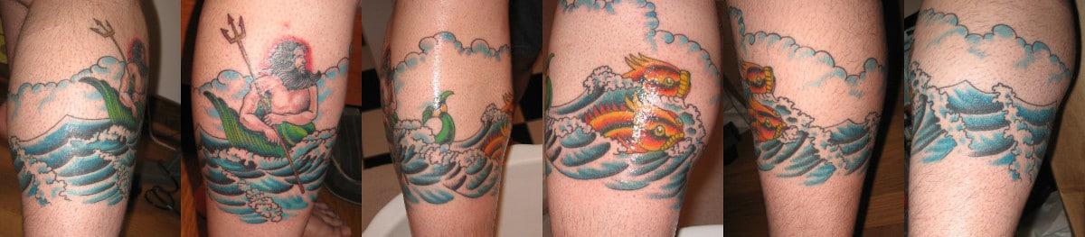 Tatuajes de Dioses