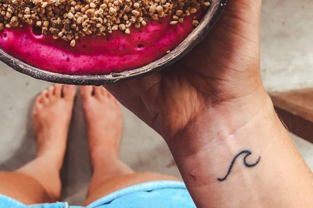Tatuajes de Buceo Simple