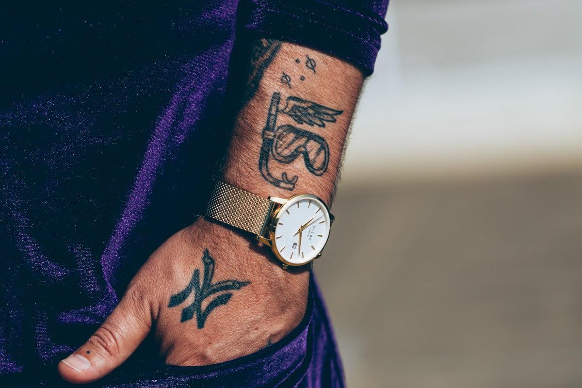 Tatuajes de Buceo
