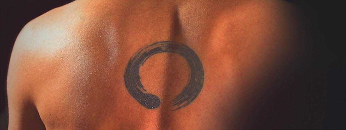 Tatuajes de Círculo Japonés