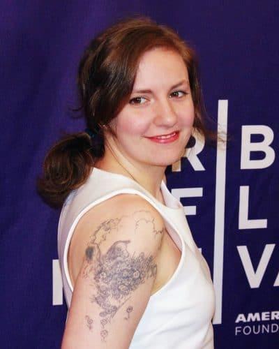 Tatuajes de Famosas Dunham