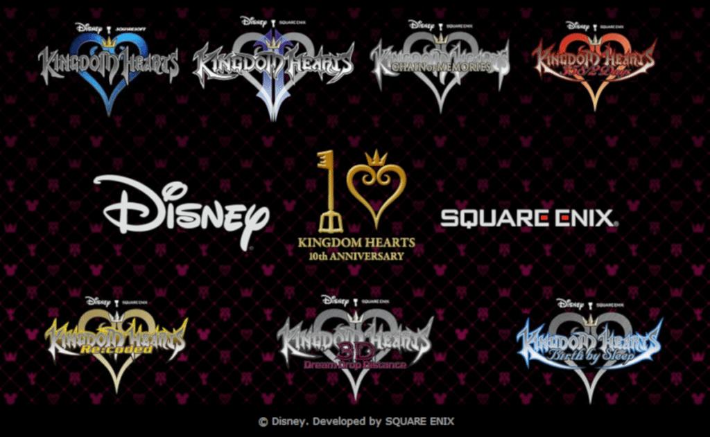 Tatuajes Kingdom Hearts Juegos