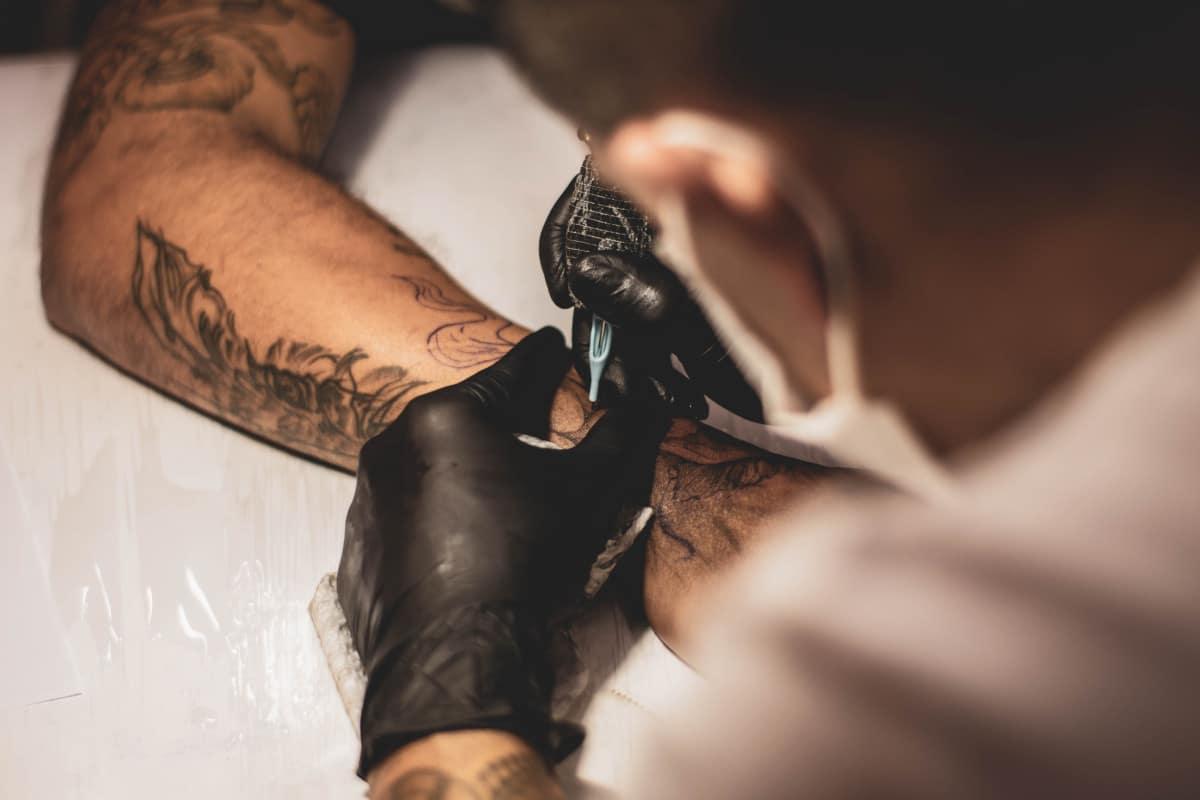 Tatuajes Malos Pistola