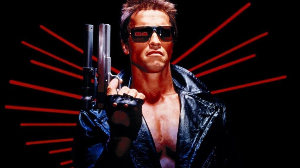 Tatuajes de Terminator Cíborg