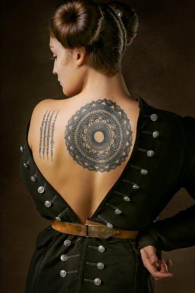 Diseños de Tattoos Mandala