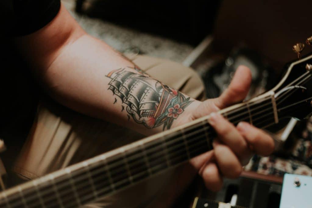 Diseños de Tattoos Náuticos