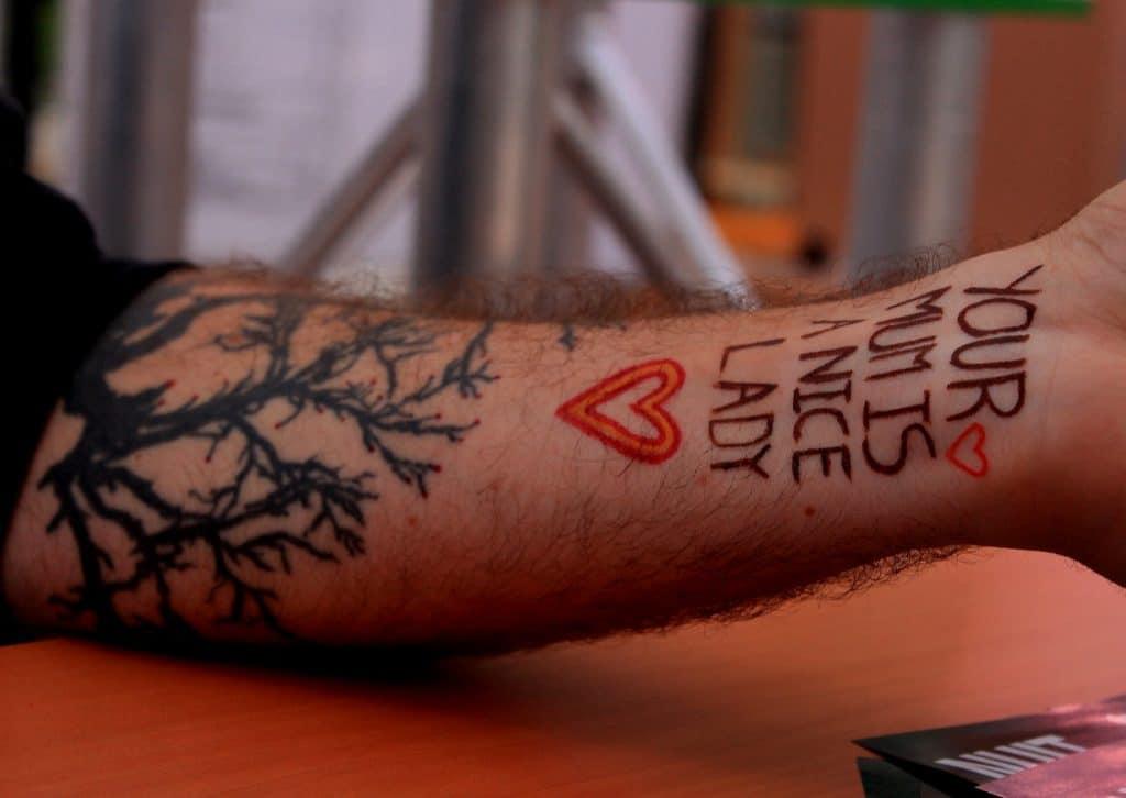 Letras para Tatuajes A Mano