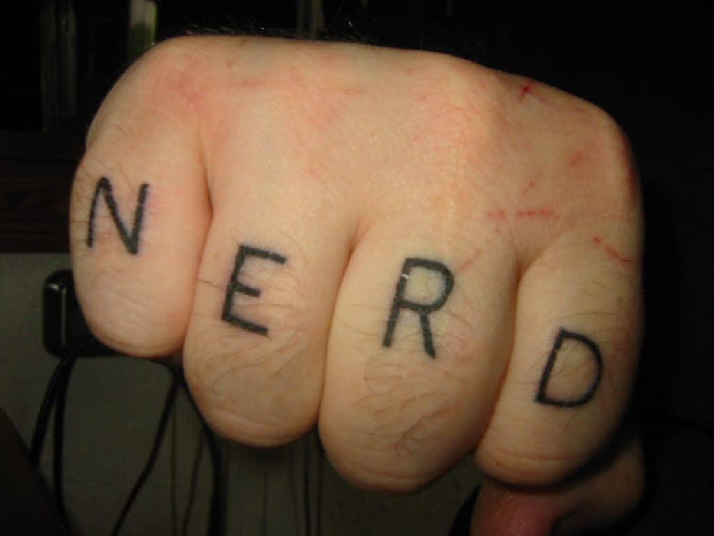 Letras para Tatuajes Dedos