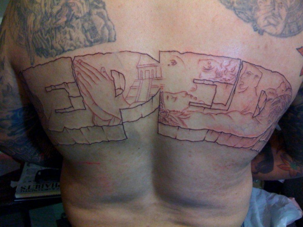 Letras para Tatuajes Dibujos