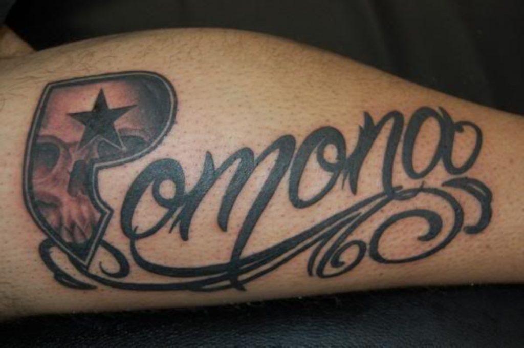 Letras para Tatuajes Grafiti