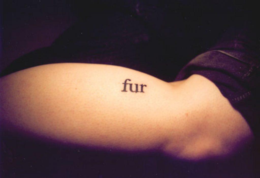 Letras para Tatuajes Máquina