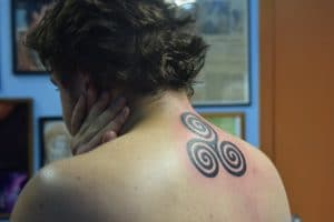 Símbolos Celtas Gallegos Espiral