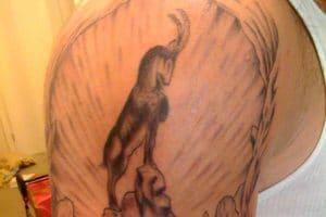 Tatuajes de Capricornio