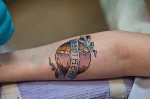 Tatuajes de la Tierra