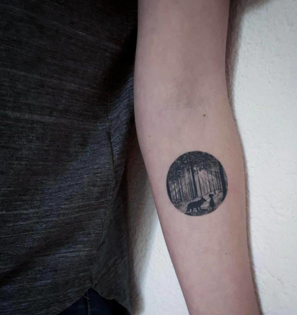 Tatuajes de Noche