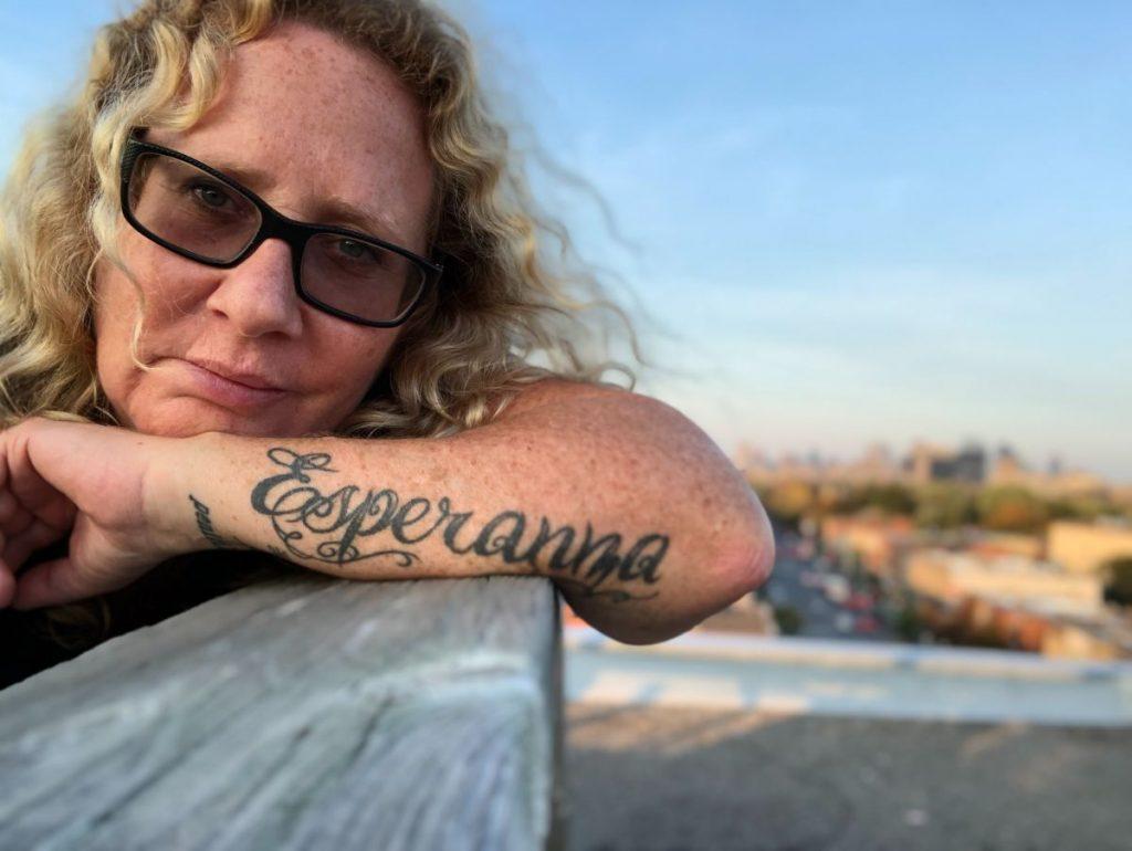 Tatuajes de Nombres de Hijos Esperanza