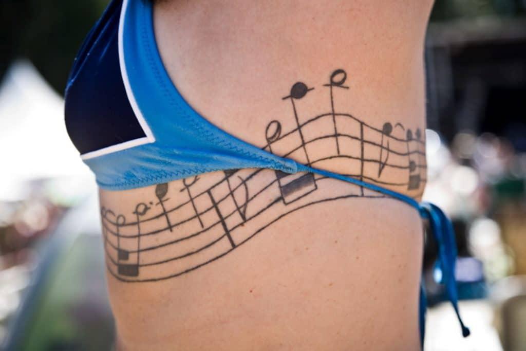 Tatuajes de Pentagrama Todo