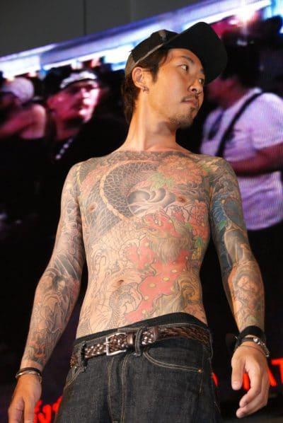 Tatuajes en Todo el Cuerpo Estilo