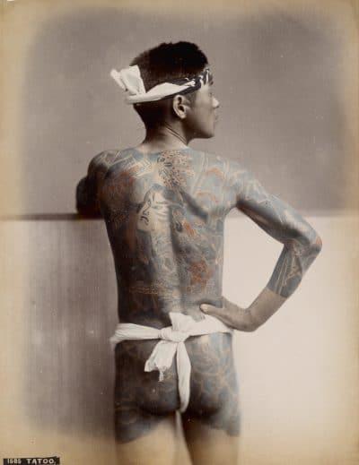 Tatuajes en Todo el Cuerpo Japón