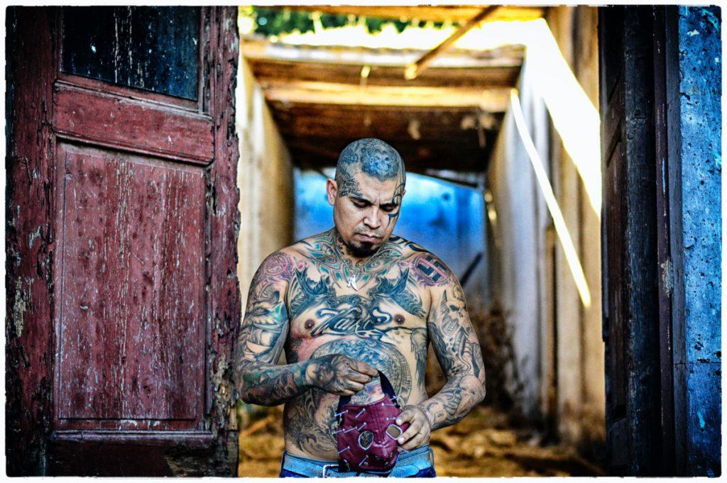 Tatuajes en Todo el Cuerpo Señor