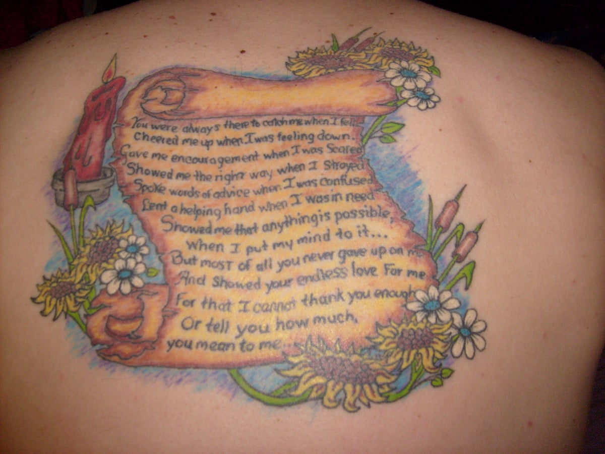 Pergaminos Tatuajes