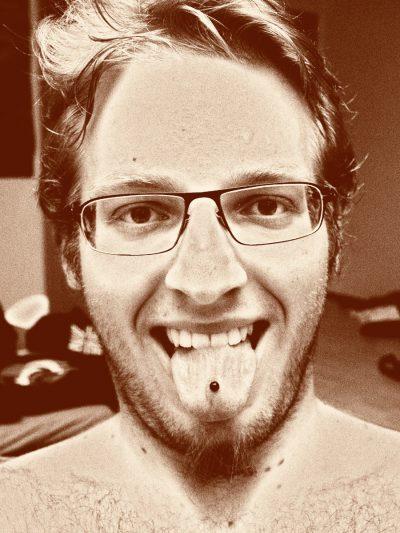 Piercing de la Lengua Hombre