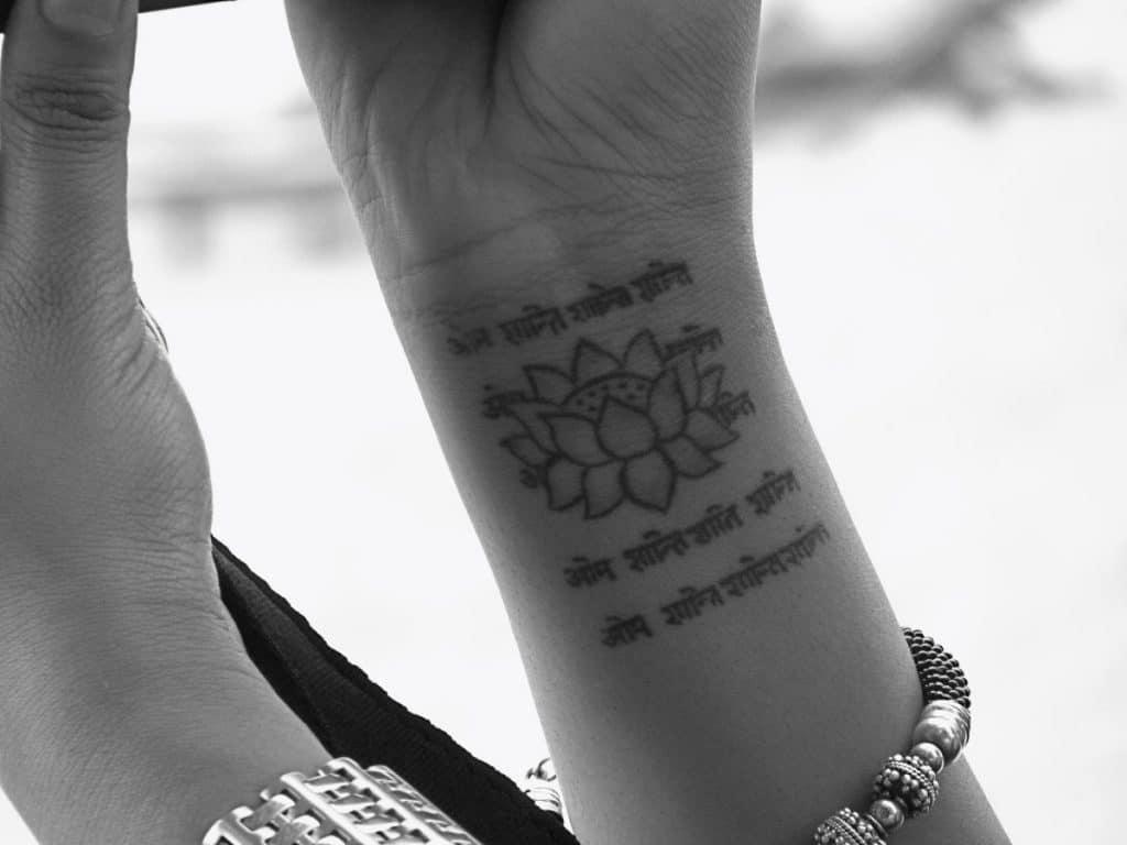 Tatuaje Buda Pequeño