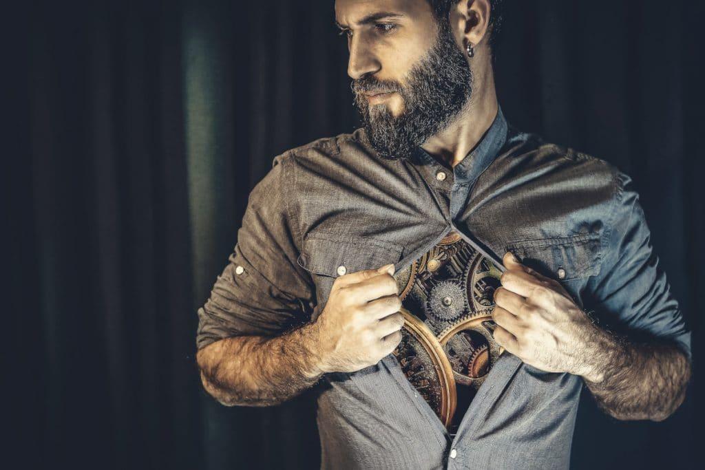 Tatuaje Mecánico