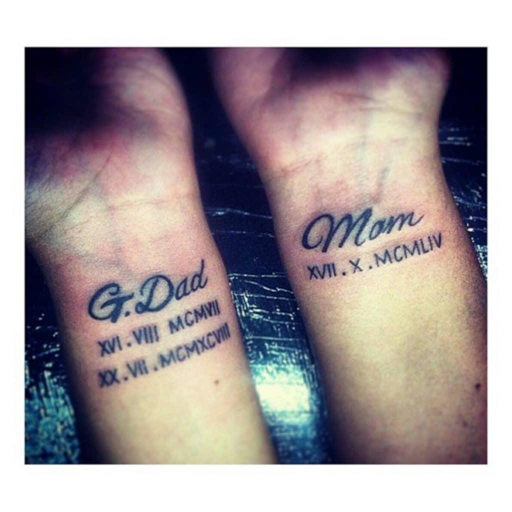 Tatuajes Abuelos Originales No