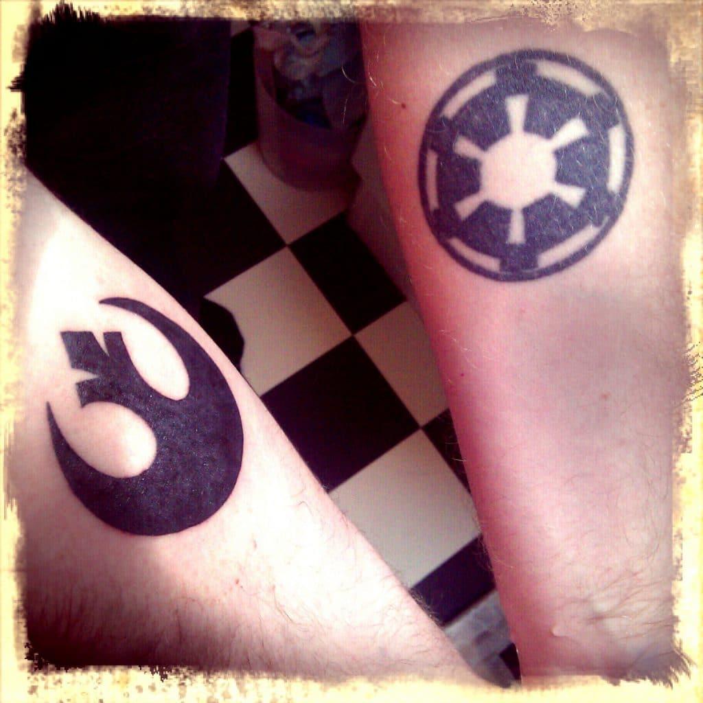 Tatuajes Conjuntos Imperial