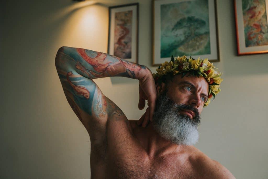 Tatuajes de Brazo Entero Peces