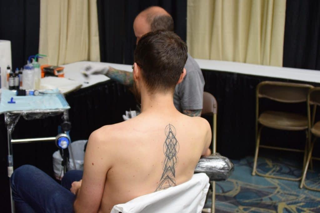 Tatuajes Espalda Hombre Pequeños Espalda