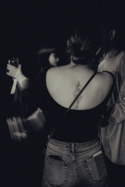 Tatuajes Finos Mujer Espalda