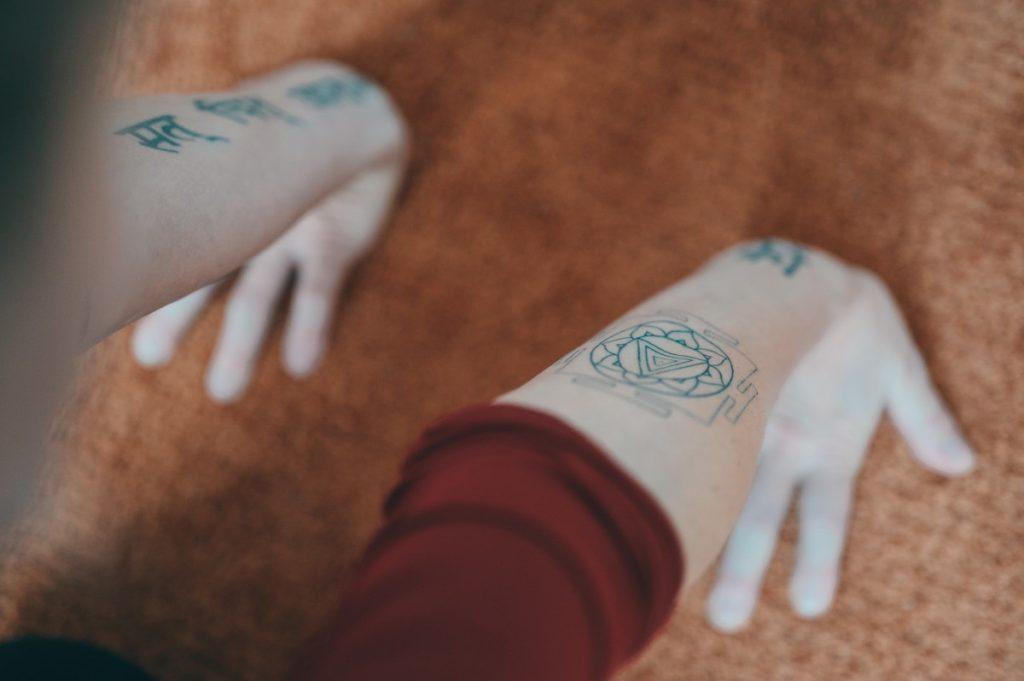 Tatuajes Finos Mujer Mandala