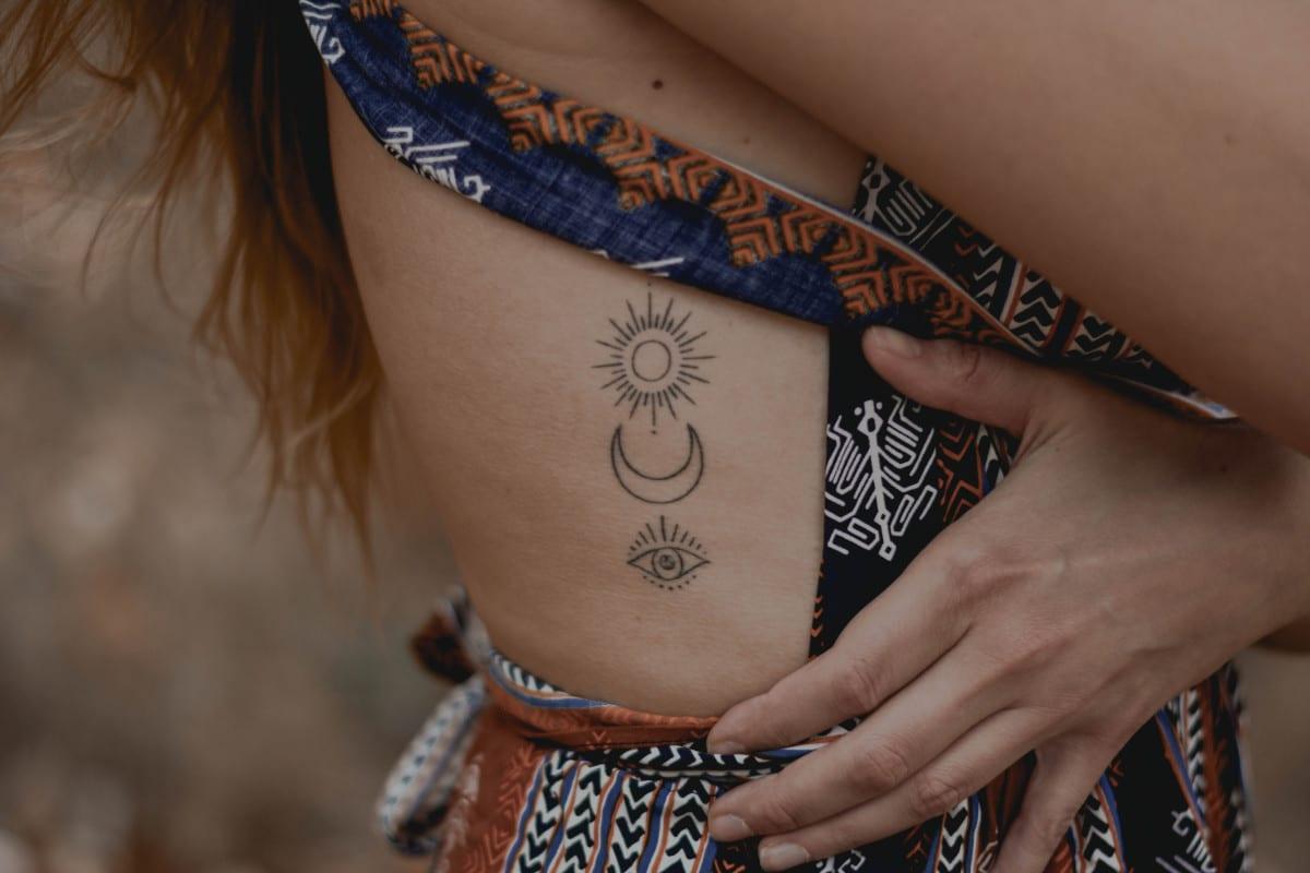 Tatuajes Finos Mujer