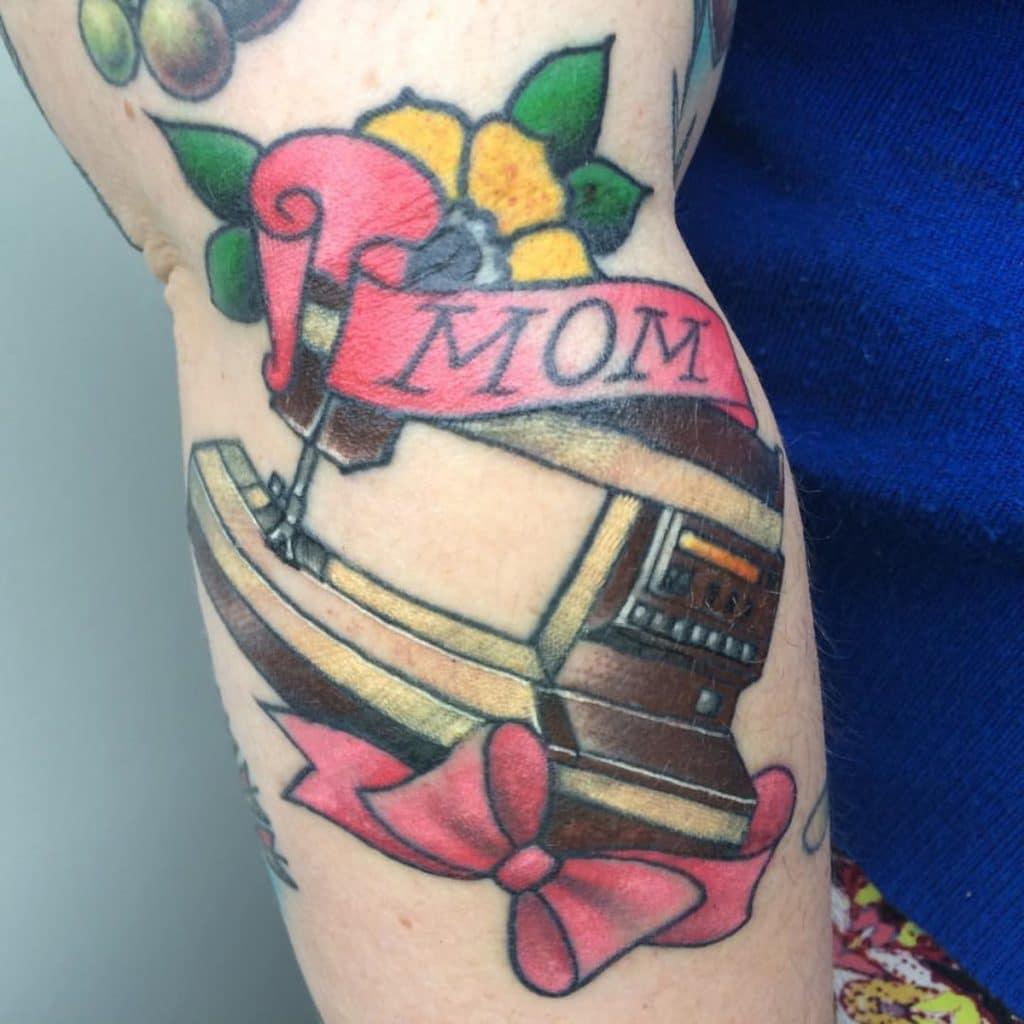 Tatuajes Mamá Máquina