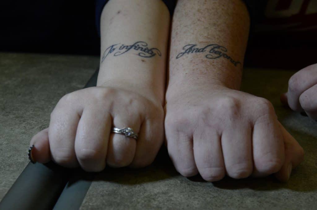 Tatto para Parejas Letras