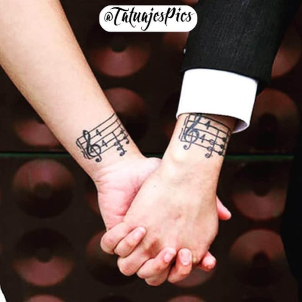 Tatto para Parejas Música