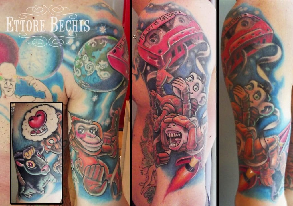 Tatuaje Mono