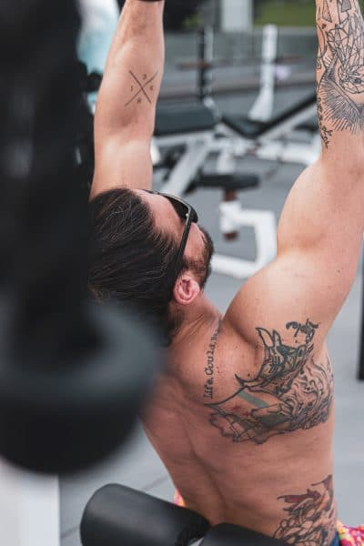 Tatuajes en Estrías Flexiones