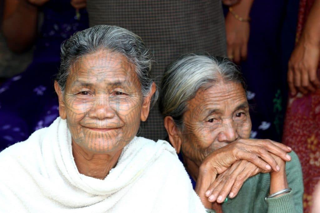 Tatuajes Pequeños Amigas Abuela