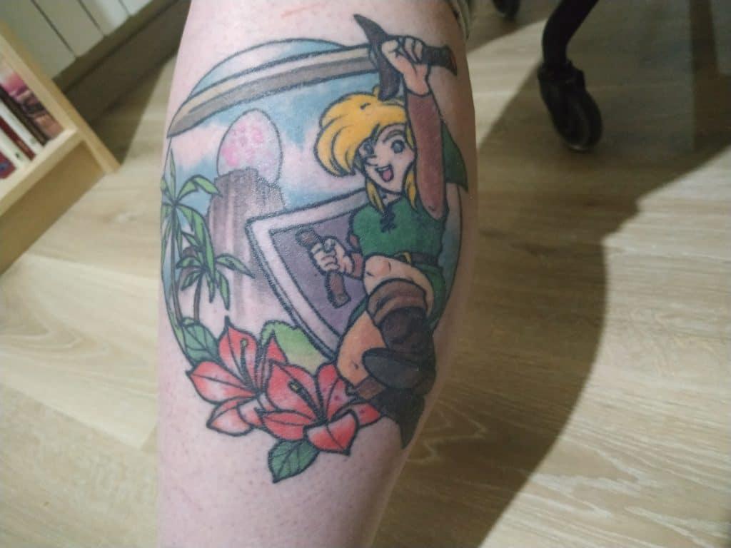 Tatuajes Zelda