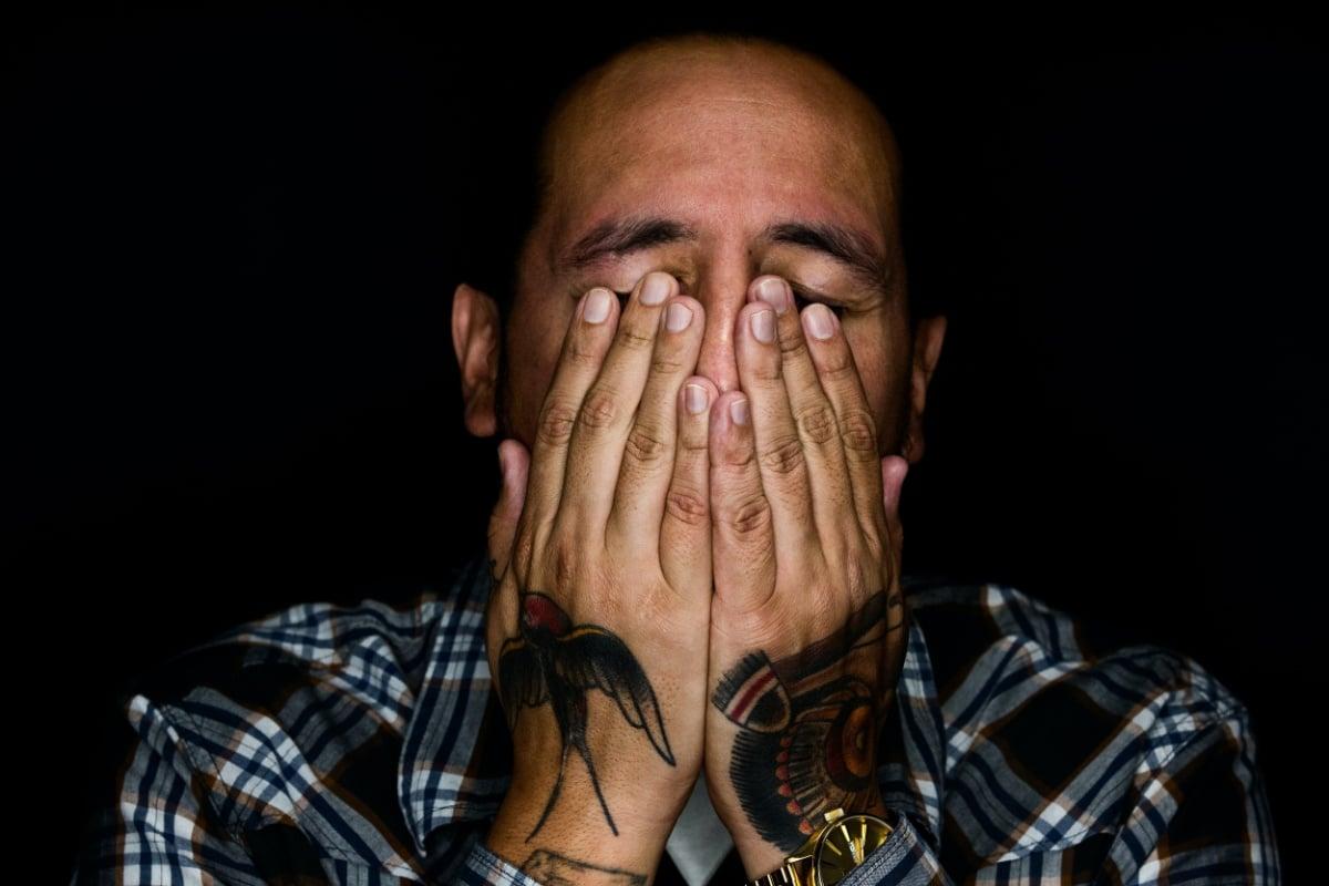 Tatuarse estando resfriado puede fastidiarte el tatuaje